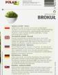 Brokolica - semená na klíčenie