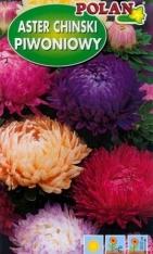 Astra čínska pivonkovitá zmes farieb