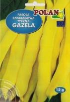 Fazuľa záhradná kolíková Gazela