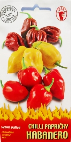 Chilli paprička HABANERO