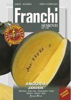 Melón žltý JÁNOŠÍK Franchi 2,5 g