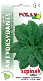 Špenát ASTA  Antioxidant F1